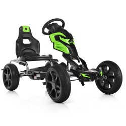 Карт Bambi 1504-2-5 Black Green