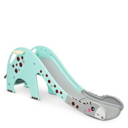 Горка Bambi Girafe-5 Mint/Grey