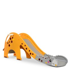 Горка Bambi Girafe-6 Yellow/Grey