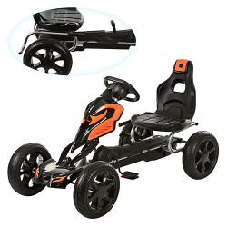 Карт Bambi 1504-2-7 Black/Orange