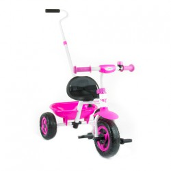 Велосипед Milly Mally Turbo Pink