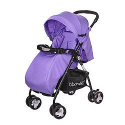 Коляска Bambi M 3457-9 Purple