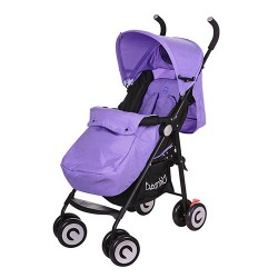 Коляска Bambi M 3458-9 Purple
