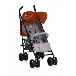 Коляска Bertoni I-Move Gray Orange Lorelli
