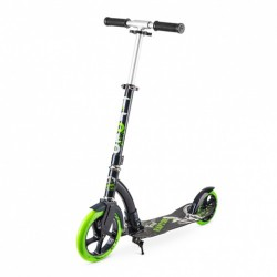 Самокат Trolo Raptor 8+ Green Graphite