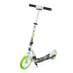 Самокат Trolo Raptor 8+ Green White